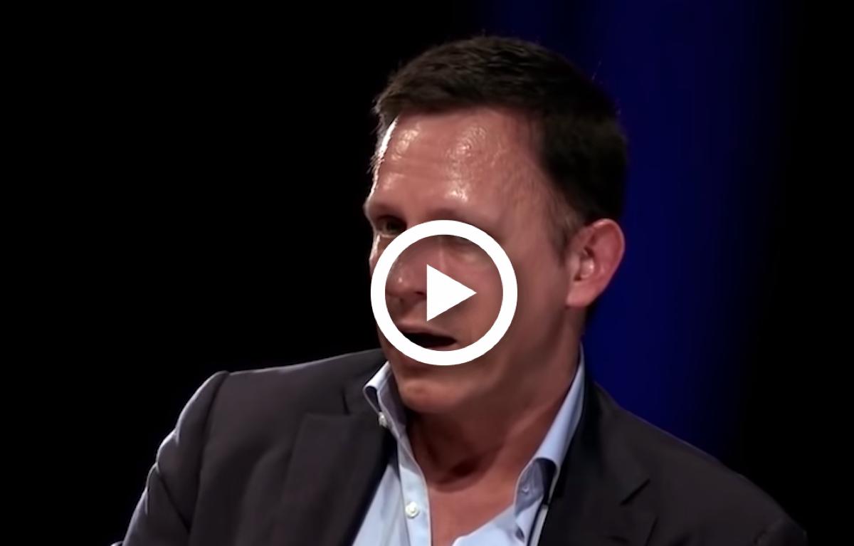 Peter Thiel success tips Non Executive Directors Virtualnonexecs